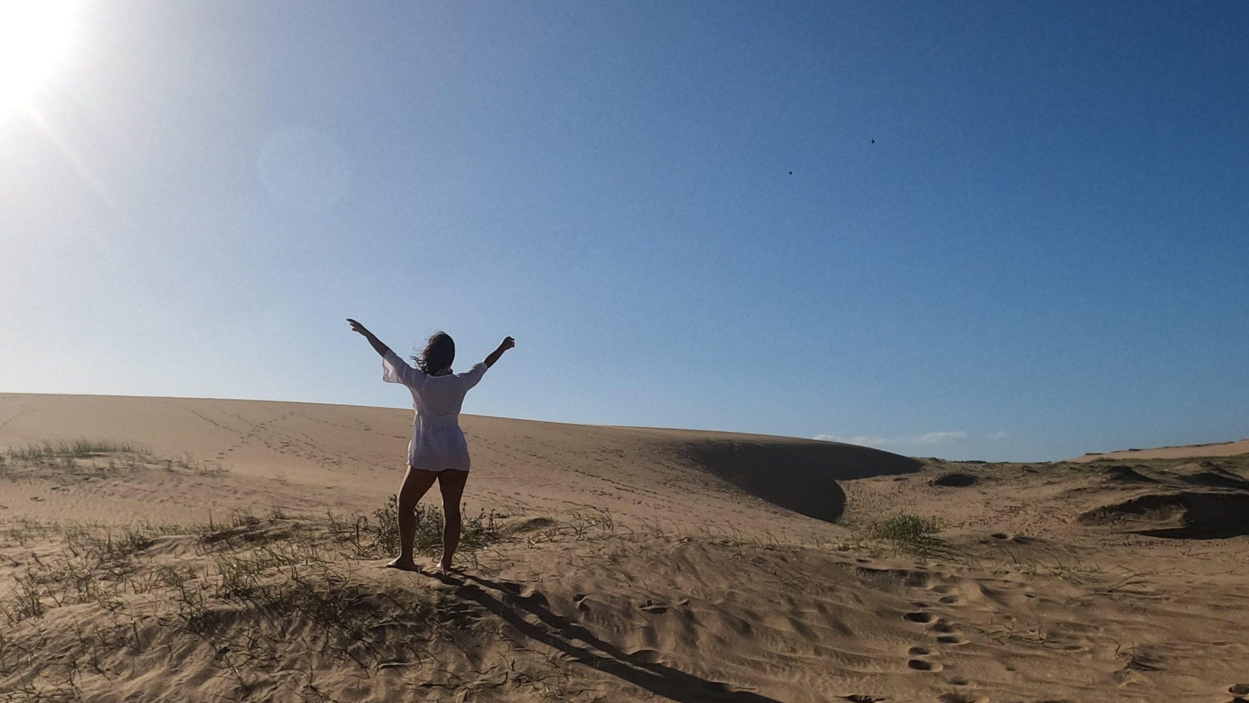 cabo polonio dunas