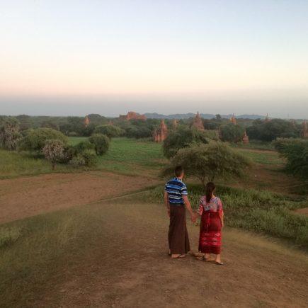 birmania itinerario