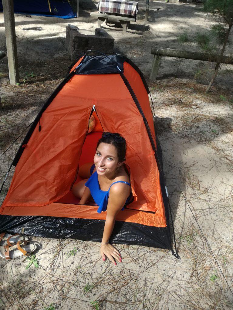 uruguay cosa visitare camping